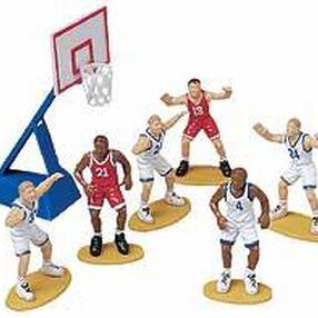 Basketball Figurine Topper Set