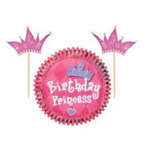 Princess Cupcake Combo Pack