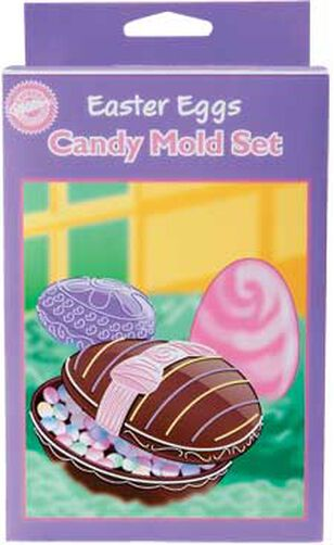 Easter Eggs Candy Mold Set