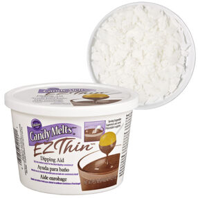 Wilton Candy Melts EZ Thin Dipping Aid, 6 oz. 1911-2222