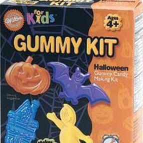 Halloween Gummy Making Kit