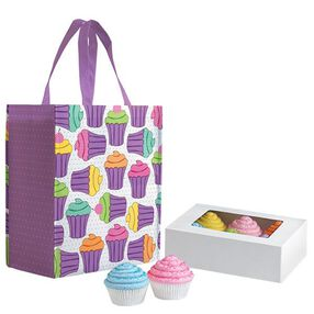 Wilton Cupcake Tote & Box Set