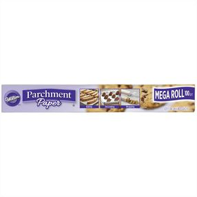 Wilton Non-Stick Mega Parchment Roll, 100 Sq. ft.