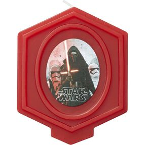 STAR WARS BIRTHDAY CANDLE