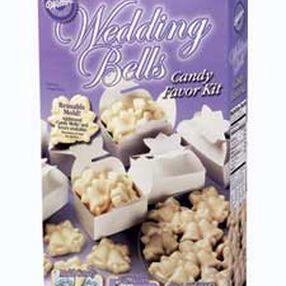 Wedding Bells Candy Favor Kit