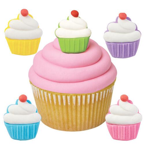 Cupcake Royal Icing Decorations