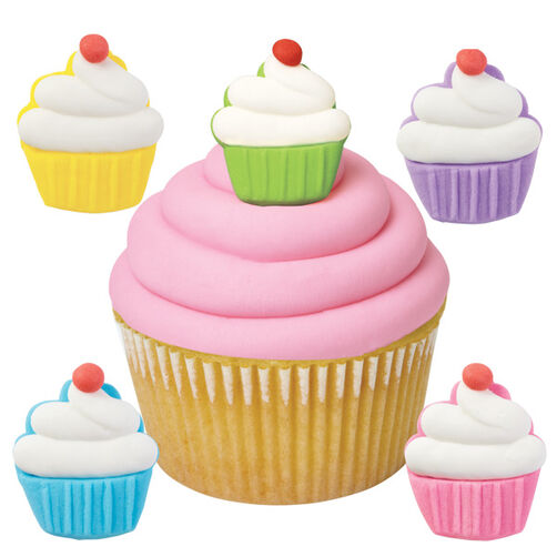 Cupcake Decorating Ideas With Royal Icing : Cupcake Royal Icing Decorations Wilton