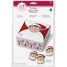 The Elf on the Shelf Treat Boxes
