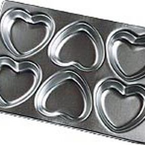 Mini Heart Pan