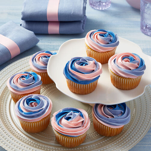 how to make blue icing with food coloring