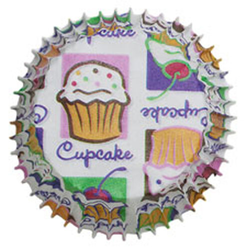 Cupcake Heaven Mini Baking Cups