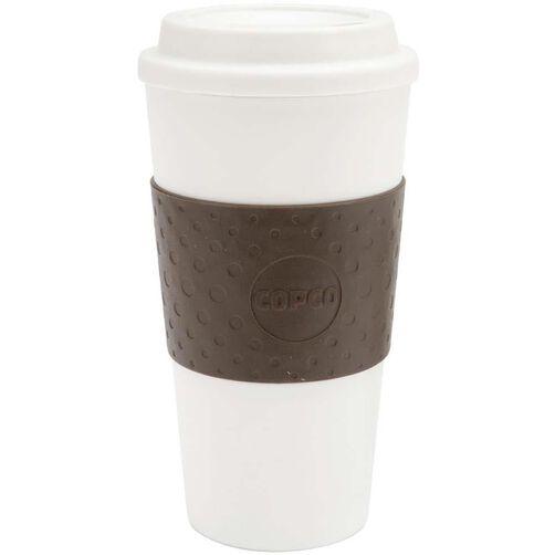 Copco Acadia Reusable Brown To-Go Mug