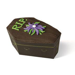 Wilton Halloween Coffin Disposable Paper Bakeware, 8 Ct.