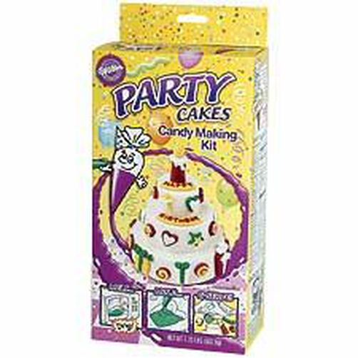 Party Cakes Kids Candy-Making Kit