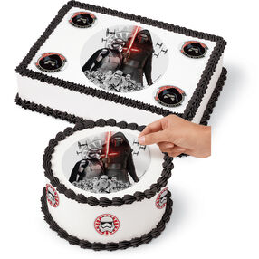 Star Wars Edible Images Cake Decorating Kit