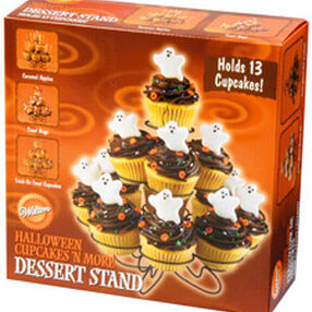 Halloween Cupcakes 'N More Dessert Stand