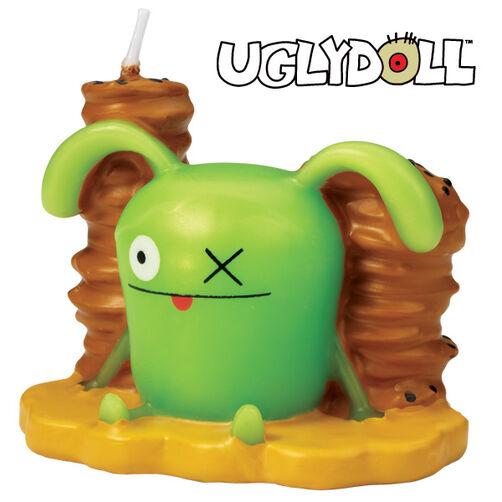 Uglydoll Birthday Candle