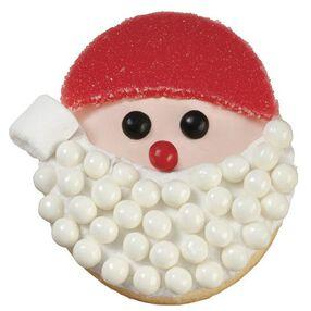Santa Decorating Kit