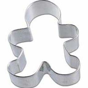 Gingerbread Boy Metal Cutter