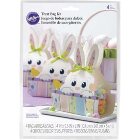 Easter Bunny Chic Treat Bags