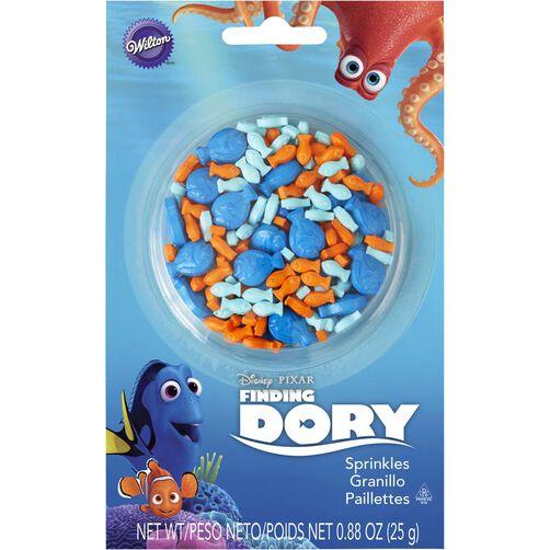 Wilton Disney Pixar Finding Dory Sprinkles