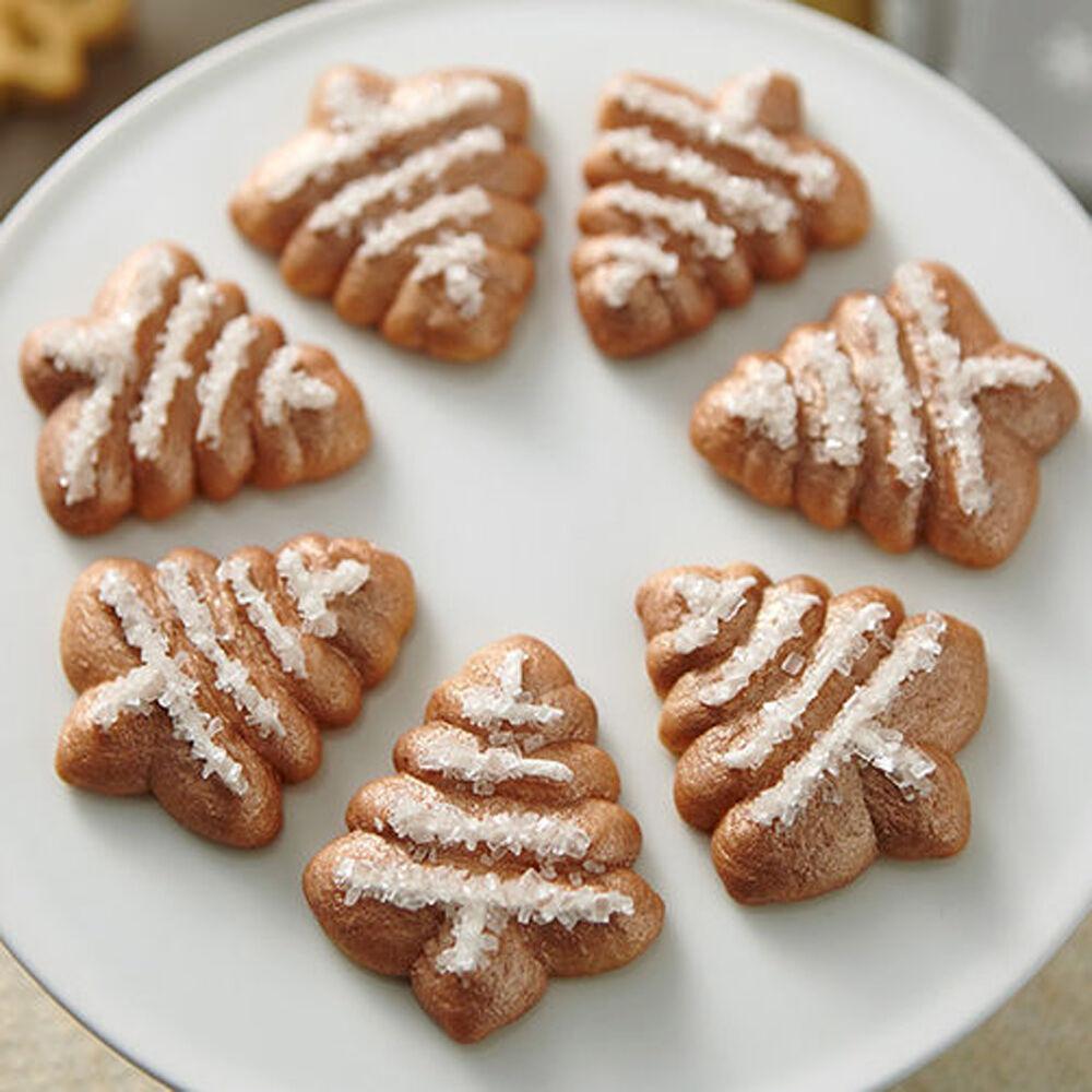 Wilton cookie press cookie recipe