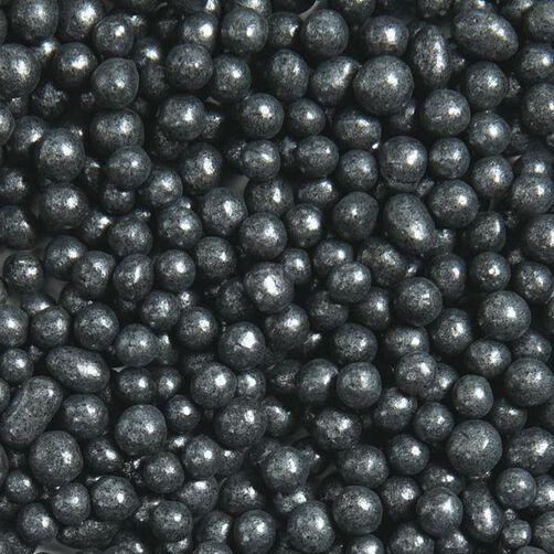 Sugar Pearls - Black   Wilton