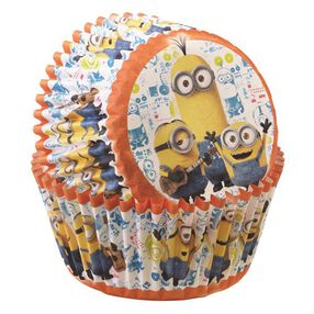 Wilton Minions Baking Cups