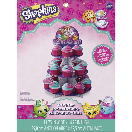 Shopkins Treat Stand