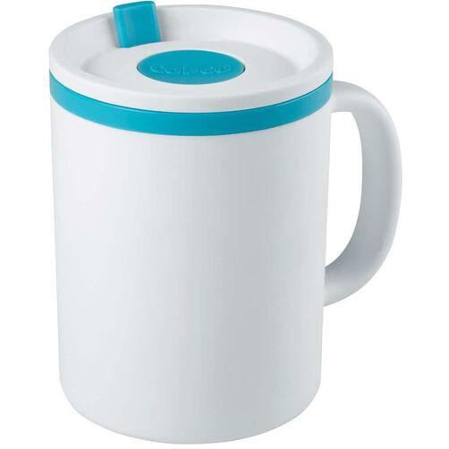 Iconic Blue Desk Mug