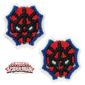 Spider-Man Ultimate Icing Decorations