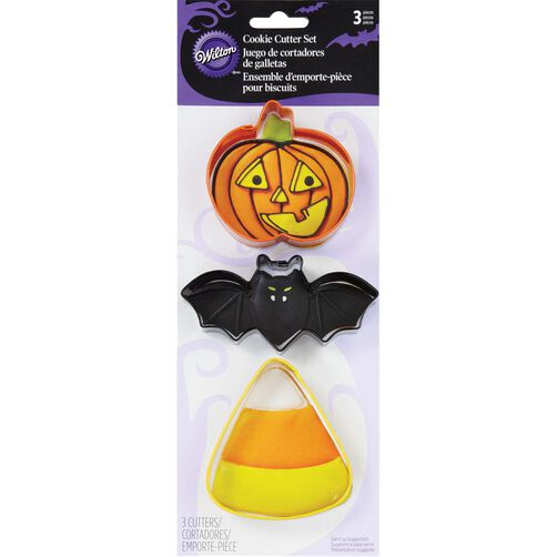 Halloween Favorites Cookie Cutter Set