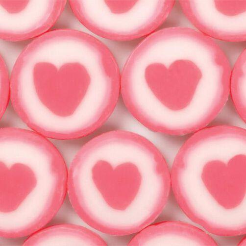 Heart Cut Celebration Candy