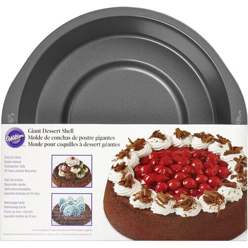 Giant Dessert Shell Cake Pan