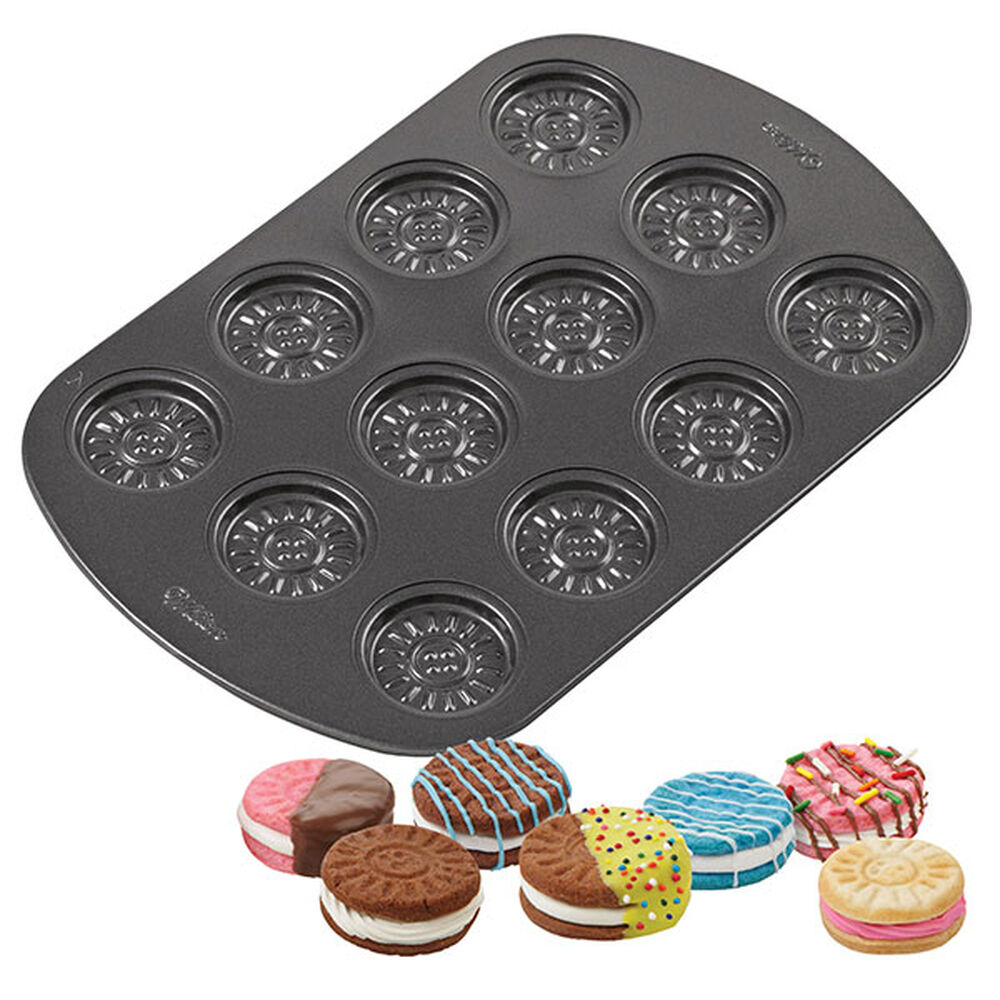 wilton cookie master plus instructions