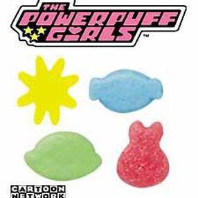 Powerpuff Girls Shaped Sprinkles