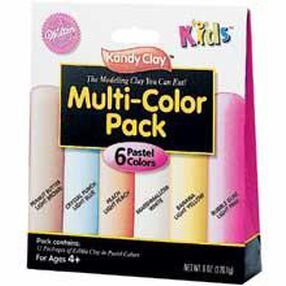 Pastel Multi-Color Kandy Clay Pack
