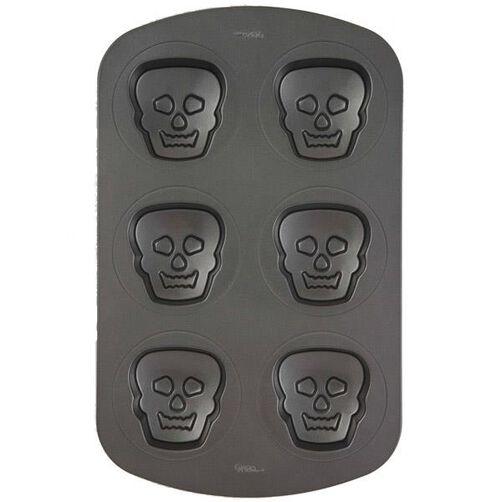 Non-Stick Mini Skulls Pan