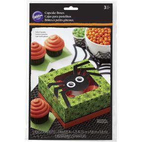 Wilton Spider Web Halloween Cupcake Boxes