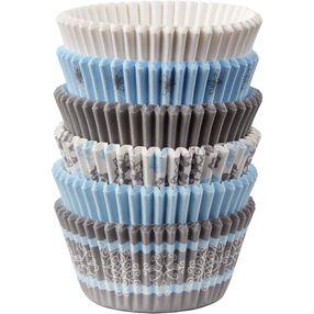 Snowflake Cupcake Liners