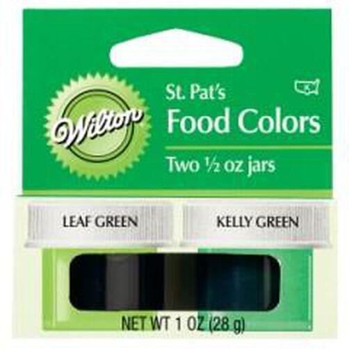 St. Pat's Icing Colors Set