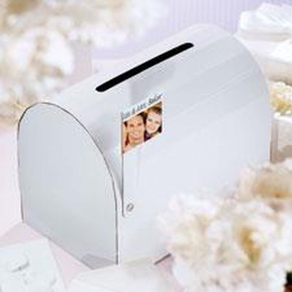 Mailbox Reception Gift Card Holder – Wedding Reception Gift Card Holder