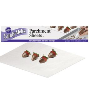 Wilton Candy Parchment Sheets 24 ct.
