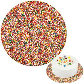 Wilton 12 in. Sprinkles Cake Boards 3 Ct. 2104-0411