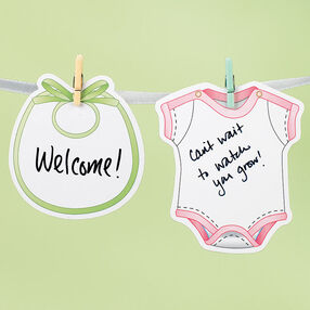 Clothesline Autograph Garland Kit