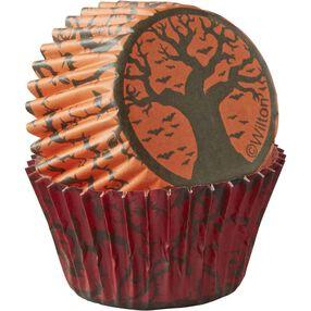 Wilton Spooky Halloween Mini Baking Cups