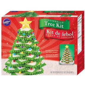 Gingerbread Cookie Tree Kit