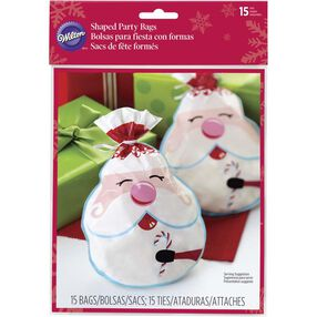 Wilton Santa Claus Treat Bags