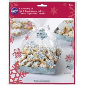 Wilton Snowflake Cookie Tray Kit