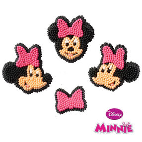 Disney Mickey Mouse Clubhouse Minnie Icing Decorations